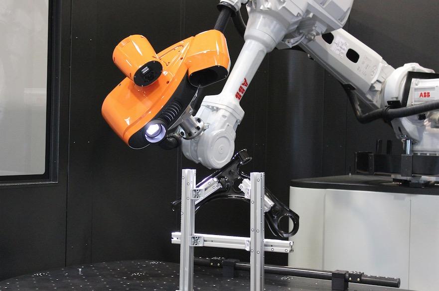 abb robotic inspection