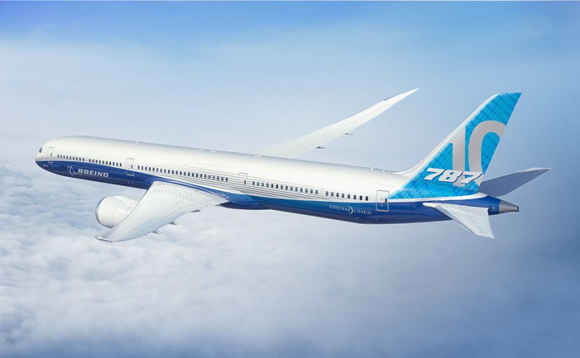 Boeing partners with Mitsubishi Heavy Industries on cost-reduction initiative for 787 production