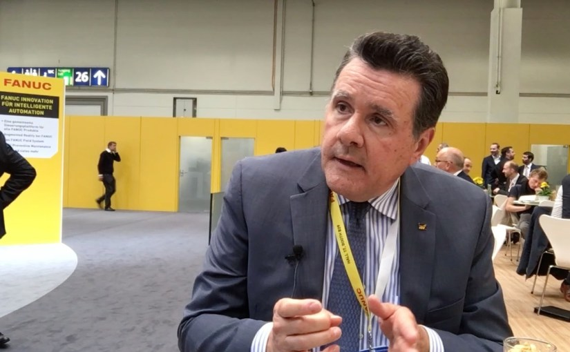 As good as a lifelong guarantee: Interview with Fanuc America boss
