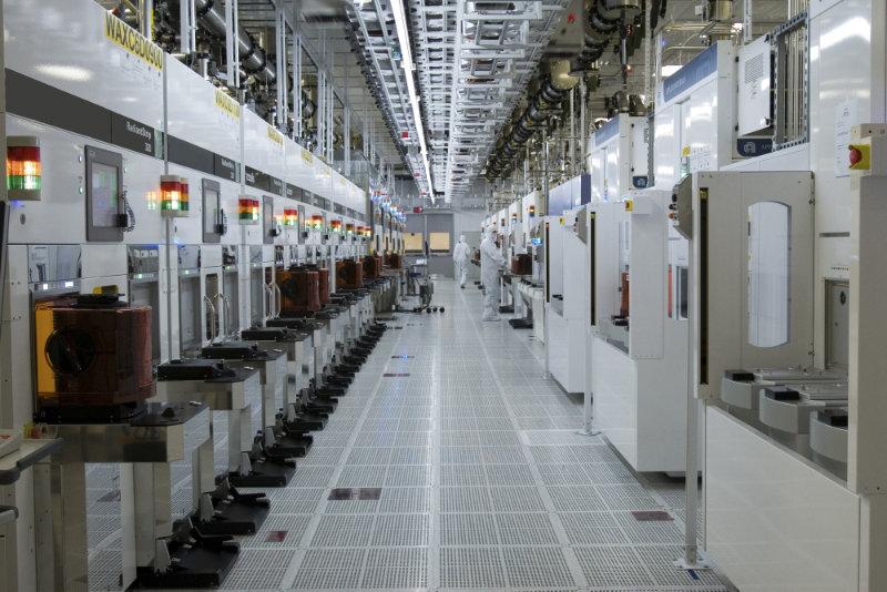 semiconductor fab euipment