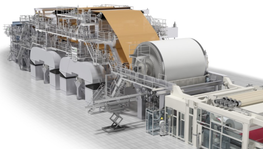 Valmet goes digital with Dassault Systèmes to improve its engineering and sales for paper and pulp