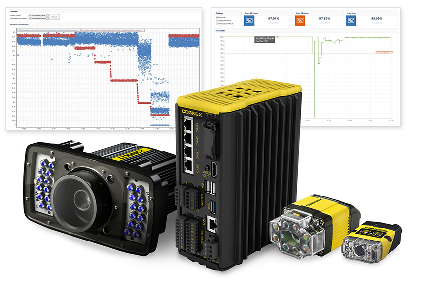 Cognex launches new real-time monitoring system for factory automation