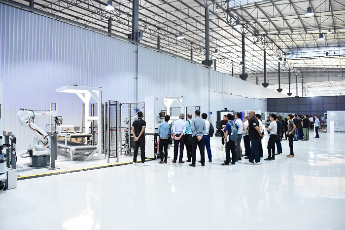 ABB opens new robotics plant in Thailand