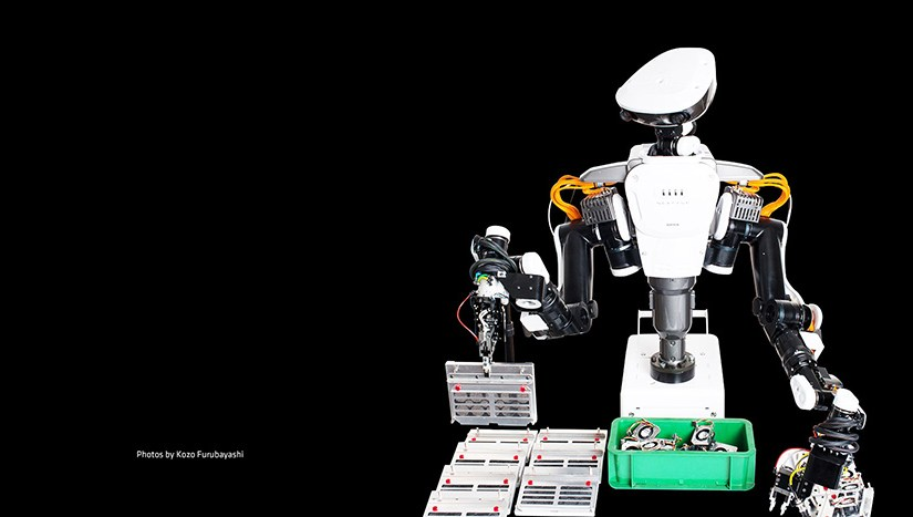 Japan responsible for robots taking over the world, says IFR