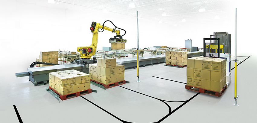 Material handling: An overview of a fast-moving market