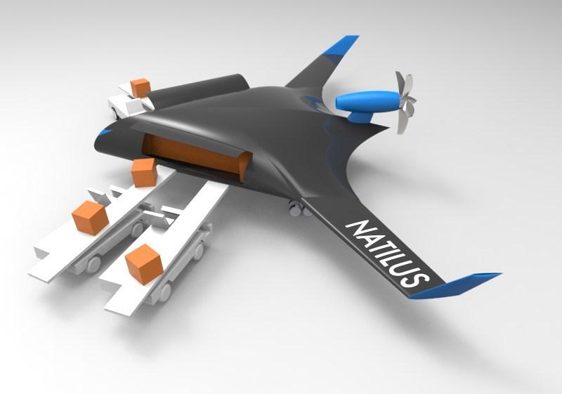 Natilus Drone