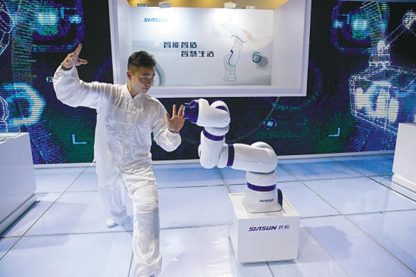 Collaborative industrial robot market in China forecast to grow to almost $200 million by 2020