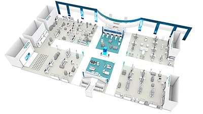 Siemens to showcase wide range of digitalization applications for machine and plant builders at SPS IPC Drives
