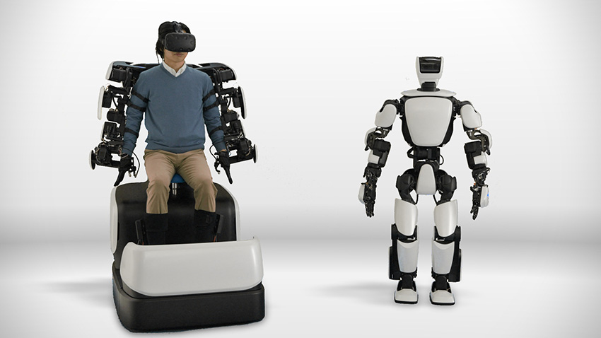 Toyota unveils its third-generation humanoid robot T-HR3