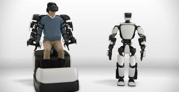 Toyota unveils its third-generation humanoid robot T-HR3