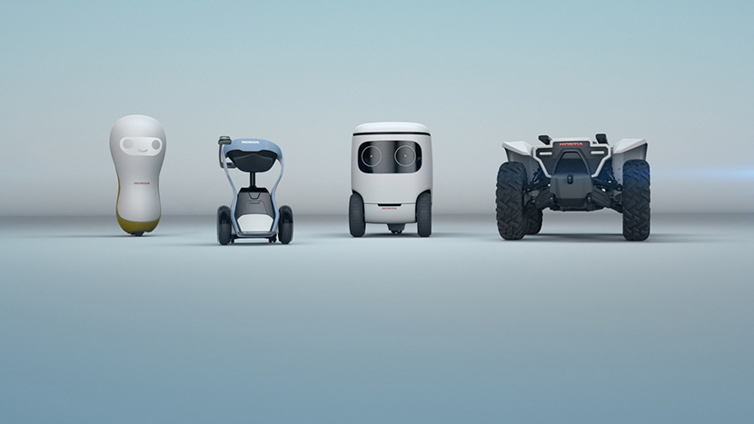 Honda to launch new concept robots at CES 2018