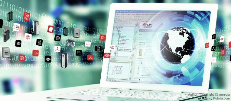 Baumüller integrates components into its data portal