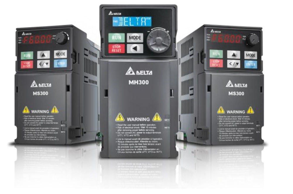 Delta Electronics launches new range of drives