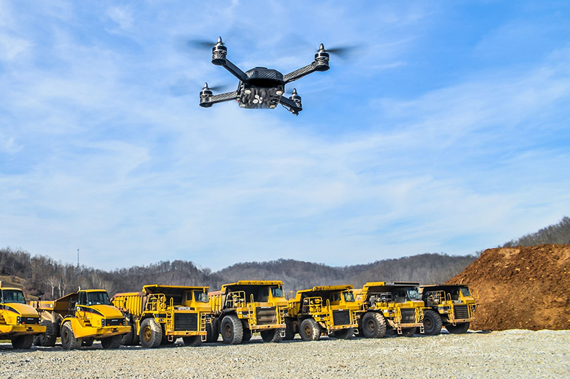 drones in mining 1 small