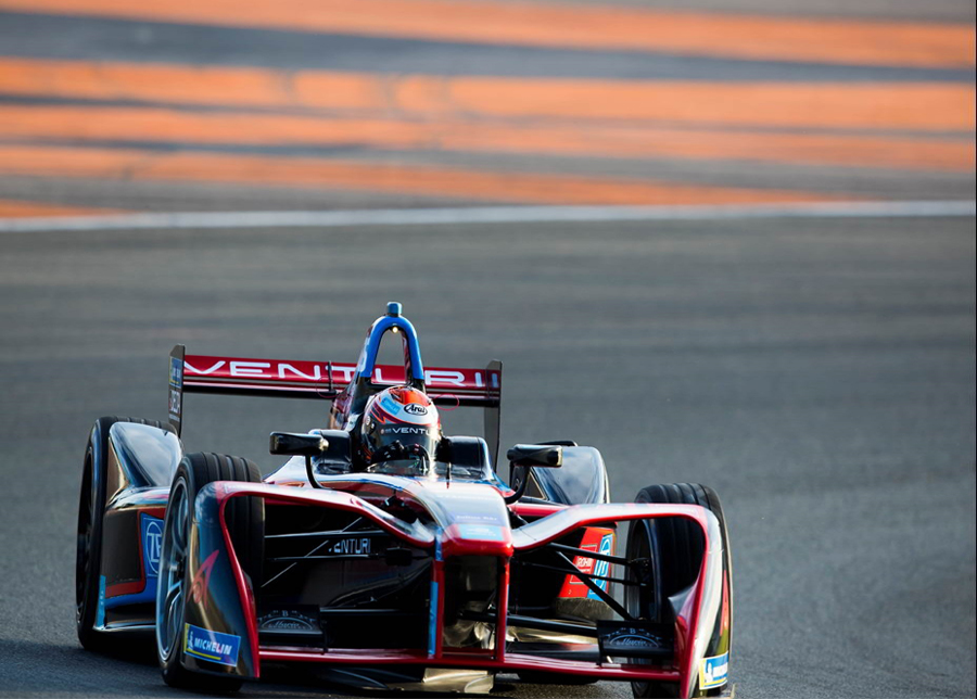 Rohm supplies silicon carbide power modules to Formula E racing team Venturi