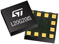 STMicroelectronics launches advanced image-stabilizing gyroscope