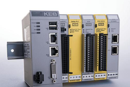 KEB America releases new safety products for automation systems