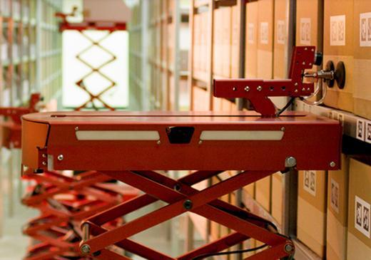 Hollar deploys inVia Robotics mobile robots for warehouse operations