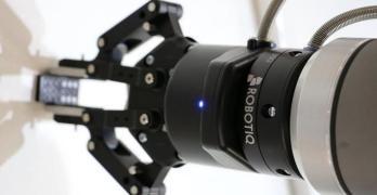 Extra sensitivity for robotic force sensor