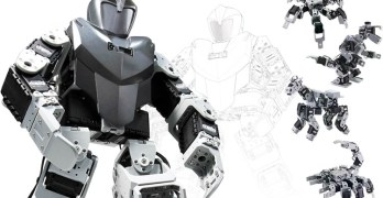 LG buys 10 per cent of Robotis for $8.5 million