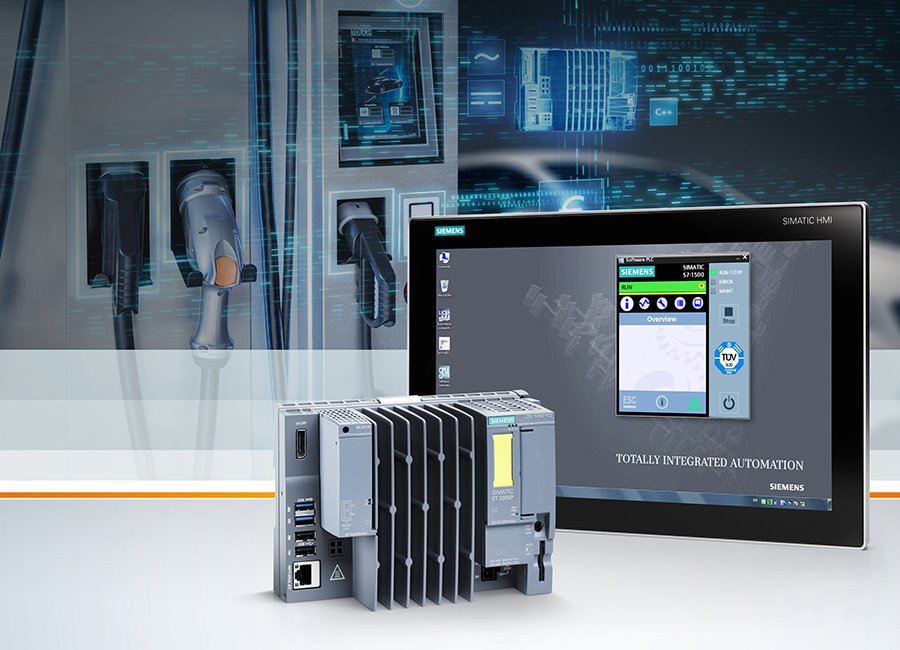 Siemens extends its Simatic industrial automation controller range