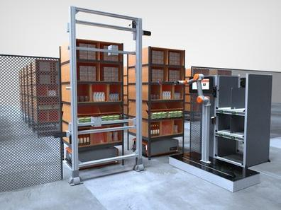 GreyOrange launches Butler PickPal for auto-fulfilment in logistics centres