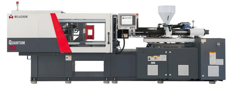 Milacron to show huge injection molding machine at NPE