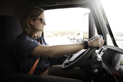 Volvo Trucks shows off its 'pioneering automation work'