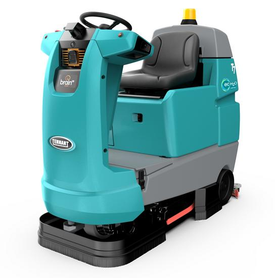 Tennant to launch autonomous floor cleaning machines