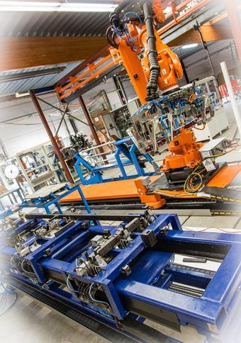 Burke Porter Group buys Van Hoecke Automation