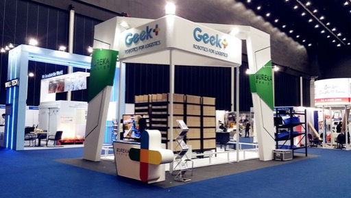 Geek Plus expands global reach with Modex event appearance