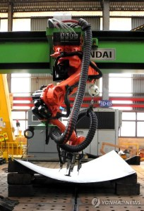 Shipbuilders set to increase use of robotics and automation technologies