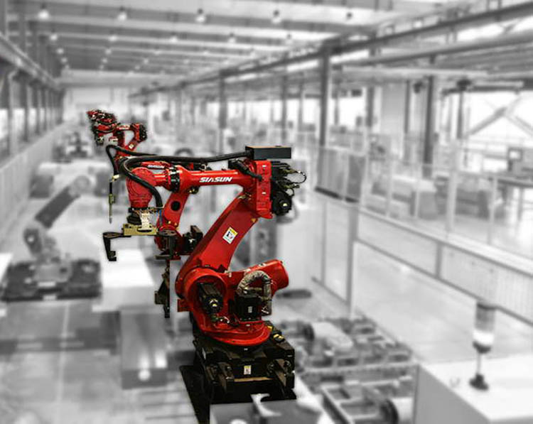 Almost 7,000 robotics companies now established in China