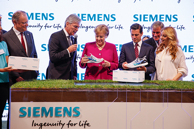 Hannover Messe: Siemens showcases its digital enterprise portfolio