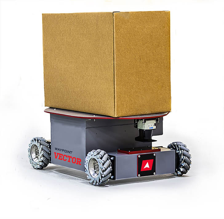 Waypoint Robotics launches new technology for warehouse robots
