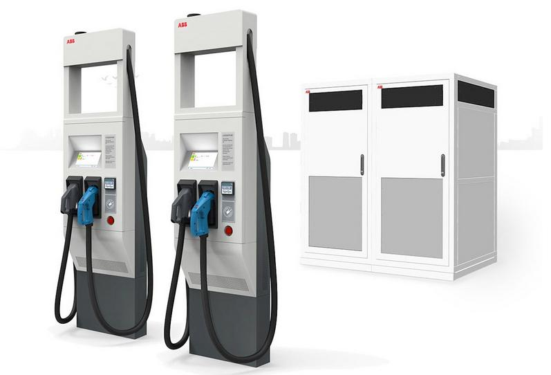 ABB launches first 350 kW high power car charger