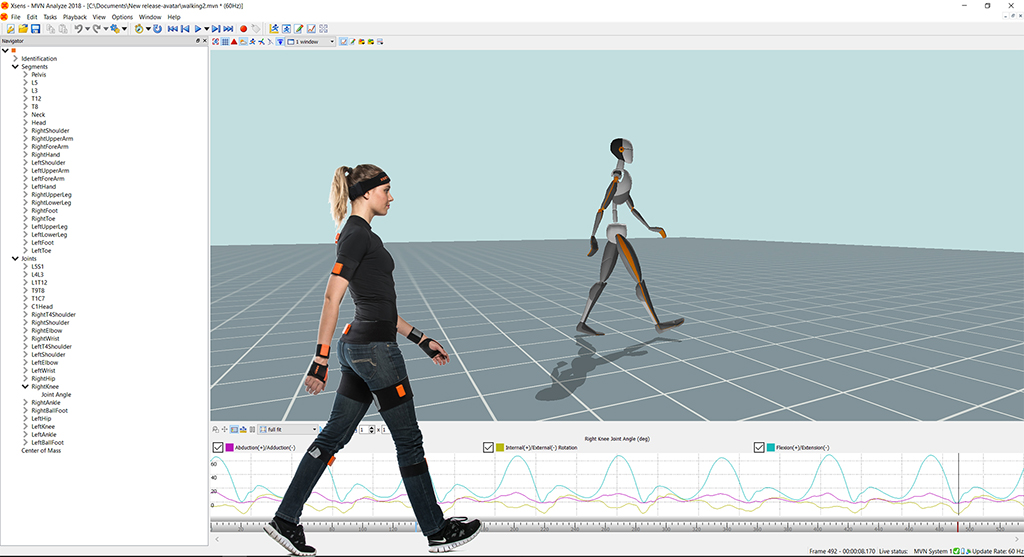 Siemens and Xsens develop super-advanced motion-capture technology