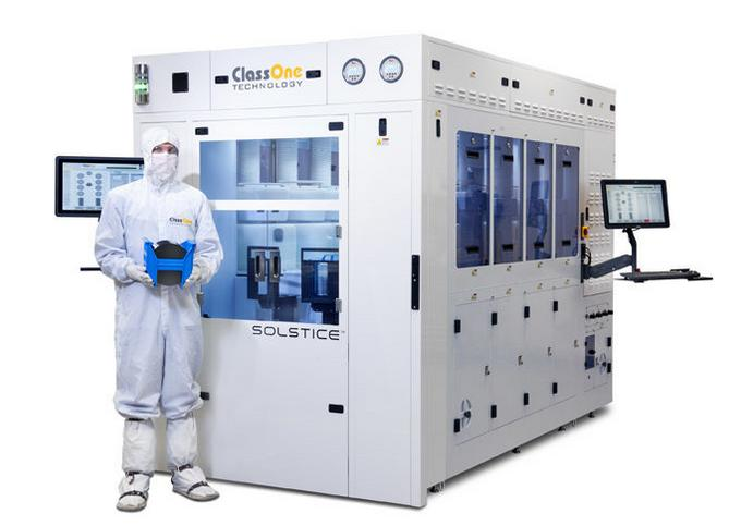 ClassOne sees upturn in plating salesfor VCSEL devices