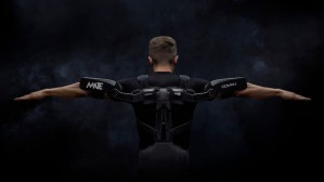 Comau unveils new exoskeleton at Automatica