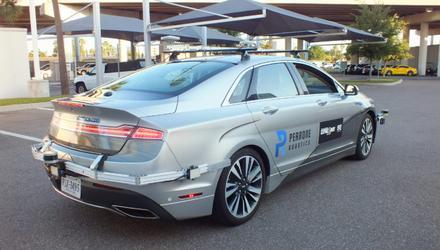 General public rides in autonomous vehicles