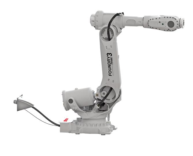 ABB launches third-generation of its 'Foundry Prime' industrial robot arm