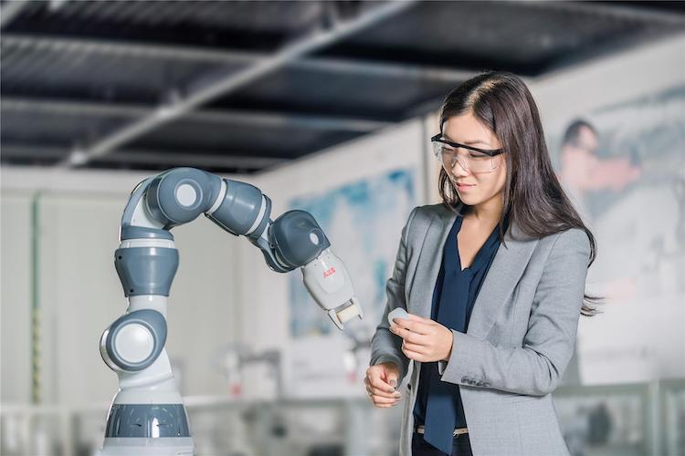 ABB launches newest member of its YuMi collaborative robot range