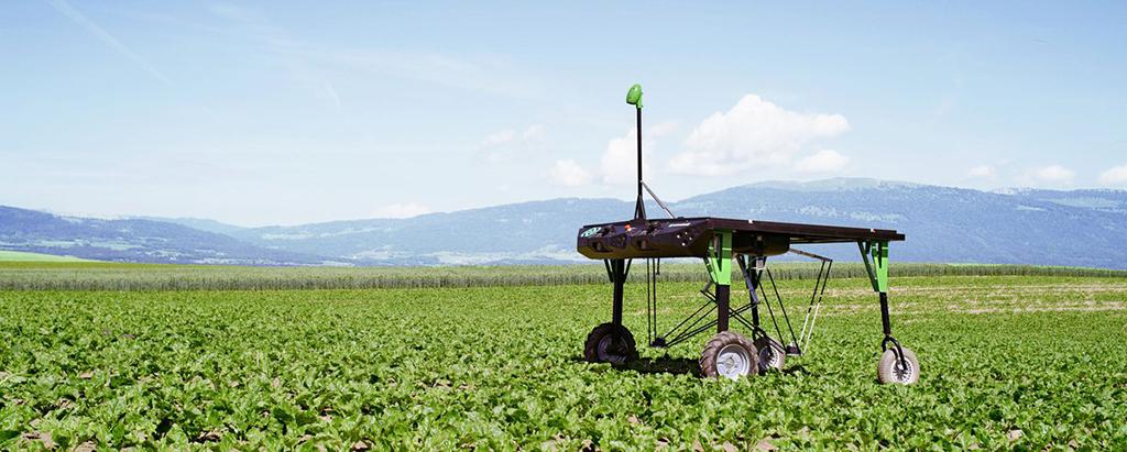 EcoRobotix raises $11 million funding for its farming robot