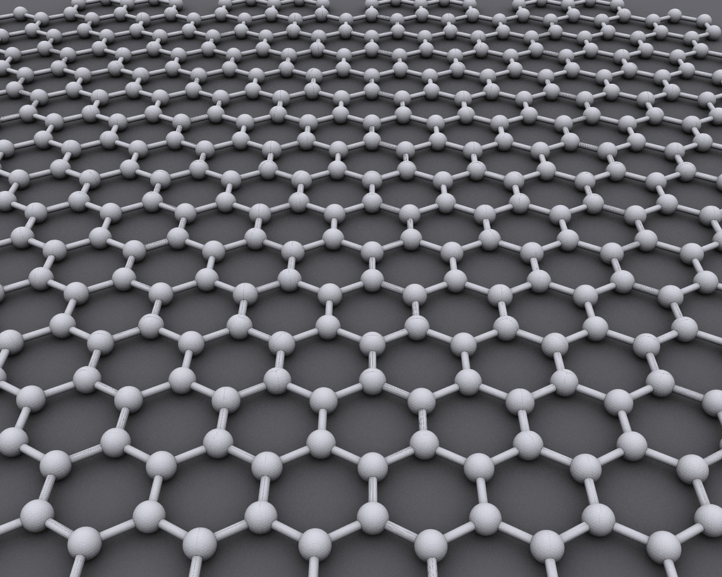Opinion: Super-material graphene could lead to an electric vehicle breakthrough
