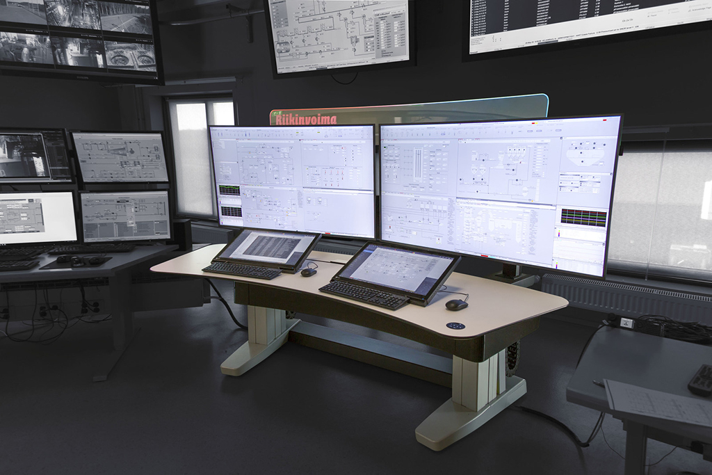 Honeywell control room technology 'transforms efficiency' of Finnish recycling plant