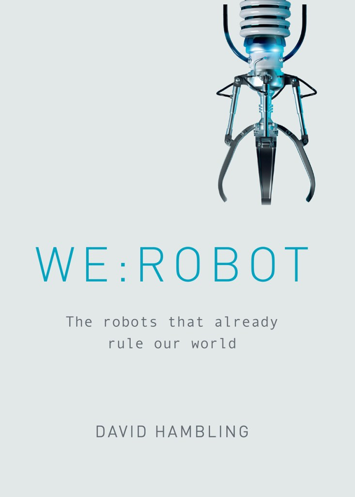 New books: We the robots