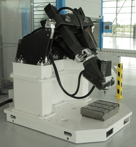 Exechon finds new customer for XMini industrial robot