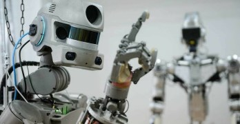 Robots in space: Russians to send Fedor the humanoid robot to the International Space Station