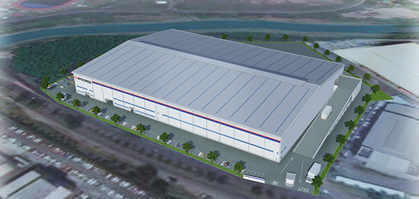 Nippon Express builds new warehouse in Malaysia