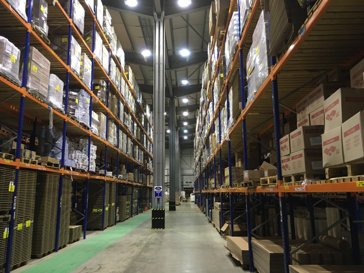 rajapack-uk-packaging-warehouse
